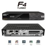 Openbox Formuler F4 Turbo. Установка эмулятора